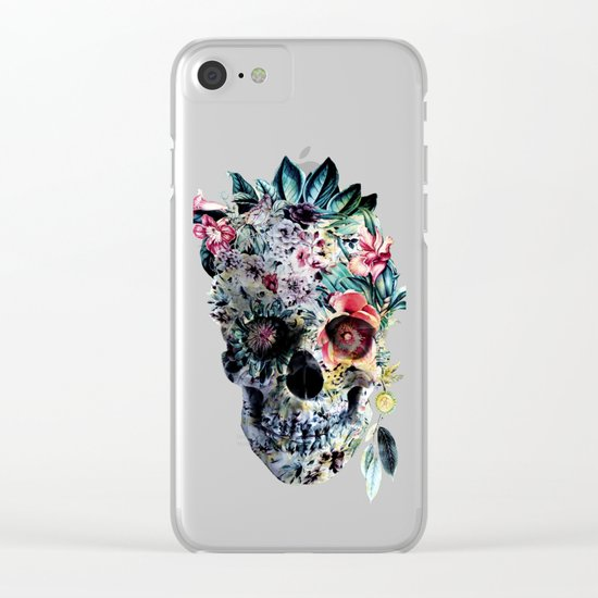 Memento te hominem esse Clear iPhone Case