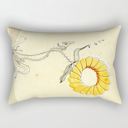 Thorny Rectangular Pillow