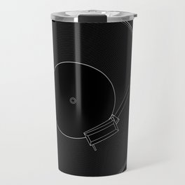Turntable Travel Mug