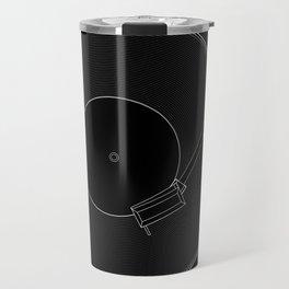 Turntable Travel Mug
