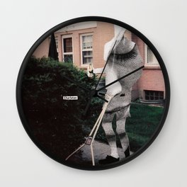How do I let her down gently? Wall Clock
