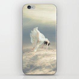 Free Falling Dream iPhone Skin
