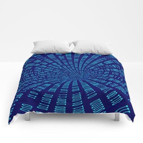 Data stream Comforters