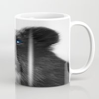 transformer Mugs featuring Tigertron by Tyvenchy
