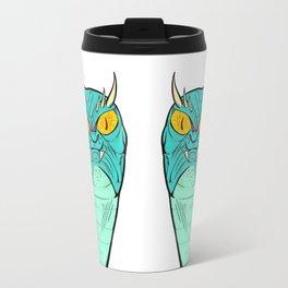 A Free Snake Travel Mug