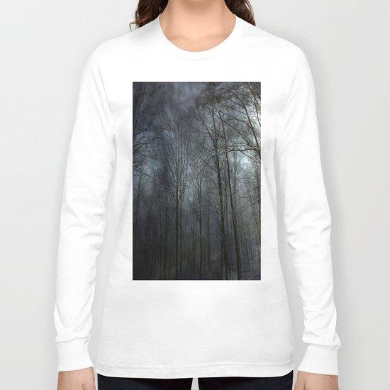 "forest """" Long Sleeve T-shirt"