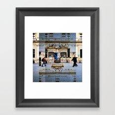 CAM00993-CAM00995_GIMP_B Framed Art Print
