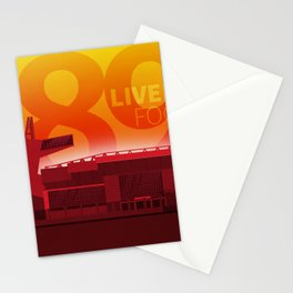 Anfield - LFC 1892 Stationery Cards