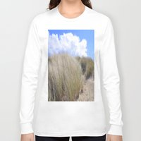 dune Long Sleeve T-shirts featuring Dune 2  by  Agostino Lo Coco