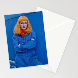 rhiannon as me Stationery Cards
