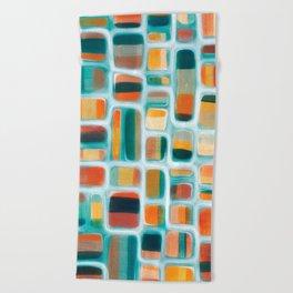 Color apothecary Beach Towel