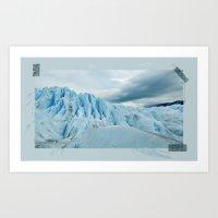 argentina Art Prints featuring Argentina by Elisabetta