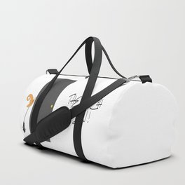 The Witch is IN ! Duffle Bag
