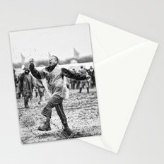 Mud and Techno Stationery Cards