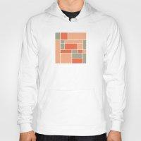 mondrian Hoodies featuring Mondrian inspired by Alisa Galitsyna