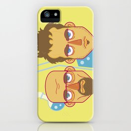 Mr White And Jesse Pinkman / Breaking Bad  iPhone Case