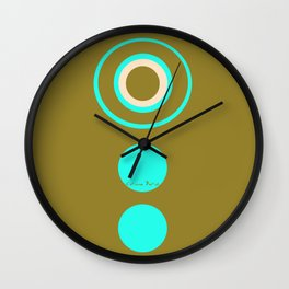 Turks and Caicos 07 (limited edition 30/30) Wall Clock