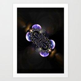 Otherworld V1 7 Art Print