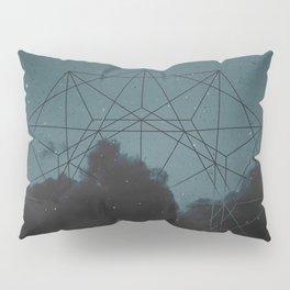 Beyond the Fog Lies Clarity | Midnight Pillow Sham