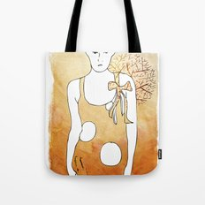 ordinary girl Tote Bag