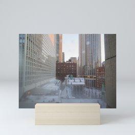 Chicago Morning Mini Art Print