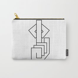 Shh Don't Tell Anyone Carry-All Pouch