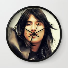 Steve Perry, Music Legend Wall Clock