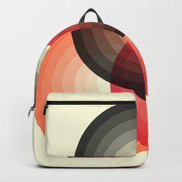 Three colour circles, inspired by Lacouture's Répertoire chromatique Backpack