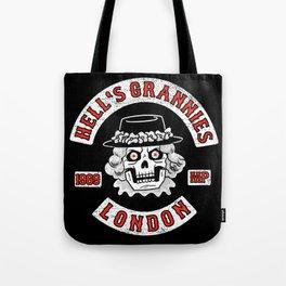 Hell's Grannies 1969 Tote Bag