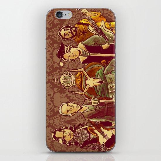 """King Animal"" by Dmitri Jackson iPhone & iPod Skin"