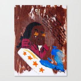 91 Canvas Print
