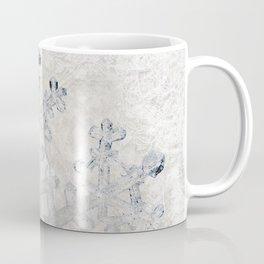 Snowflakes frozen freeze Coffee Mug