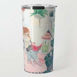 Urban garden apt Travel Mug