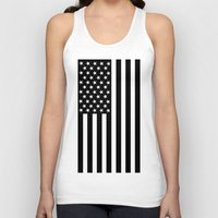 flag Tank Tops featuring Flag by loveme