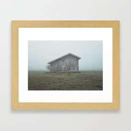 This Old Barn Framed Art Print