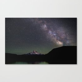 Summer Stars at Lost Lake - Nature Photography Canvas Print
