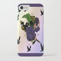 witch iPhone & iPod Cases featuring Witch by Art-Motiva