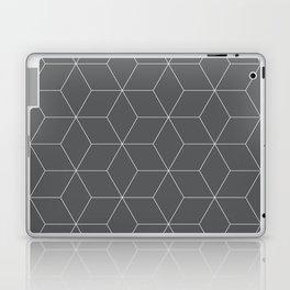 Hex Charcoal Laptop & iPad Skin