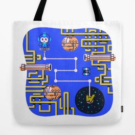 Overworld: Crash Tote Bag
