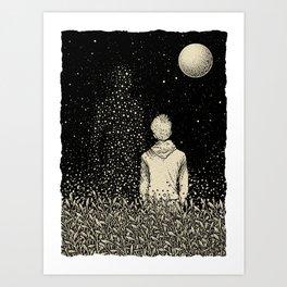 Guiding Lights - Visothkakvei Art Print
