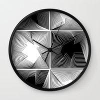 psych Wall Clocks featuring psych by glitch