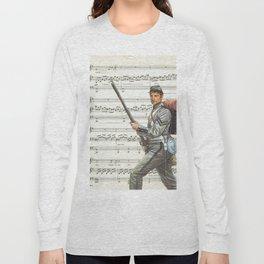 BATTLE SONG Long Sleeve T-shirt