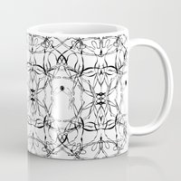 matisse Mugs featuring Para Matisse/ To Matisse by Luiza T. Vesey