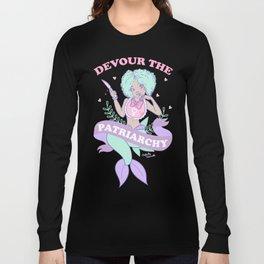 Devour The Patriarchy Long Sleeve T-shirt
