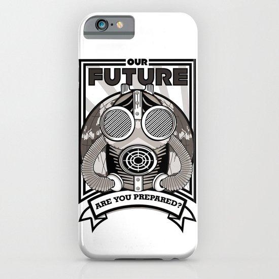 Are You Prepared? iPhone & iPod Case