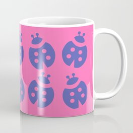 1001 Ladybirds Coffee Mug