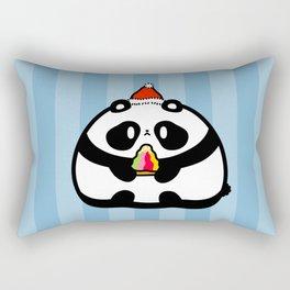 Christmas series - Big Panda Xmas Rectangular Pillow