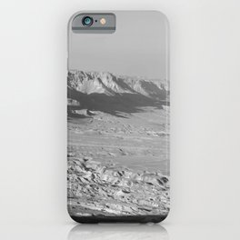 View from Masada towards the North iPhone Case