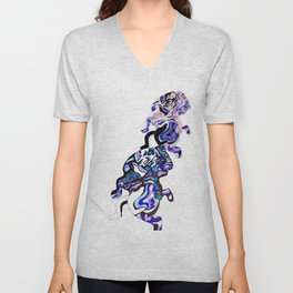 MOTHER IN ARMS Unisex V-Neck