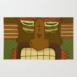 Cool Monster face Rug